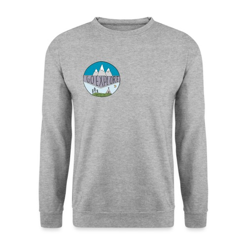 Go Explore - Men's Sweatshirt