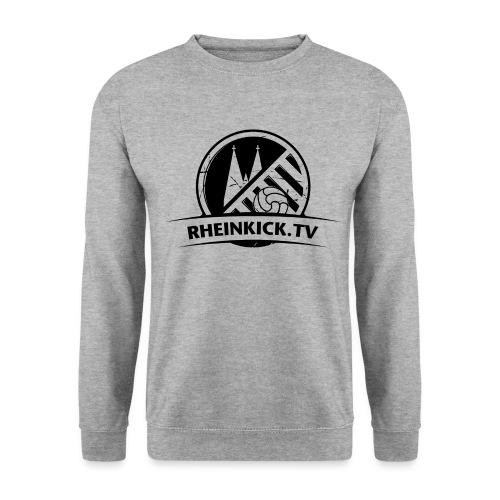 Rheinkick_Schwarz_3200x24 - Unisex Pullover