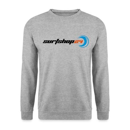 surfshop24vektorisiertoutline - Unisex Pullover