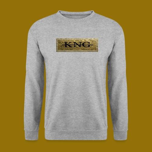 KNG TSHIRT LOGO png - Männer Pullover