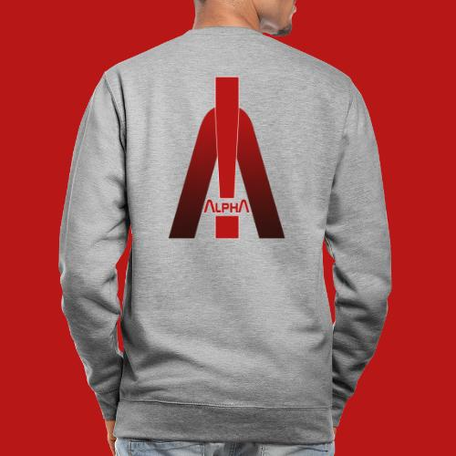 ALPHA - Winner wins! - Unisex Pullover