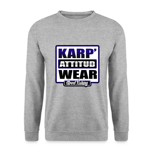 logo carr tshirt - Sweat-shirt Unisexe
