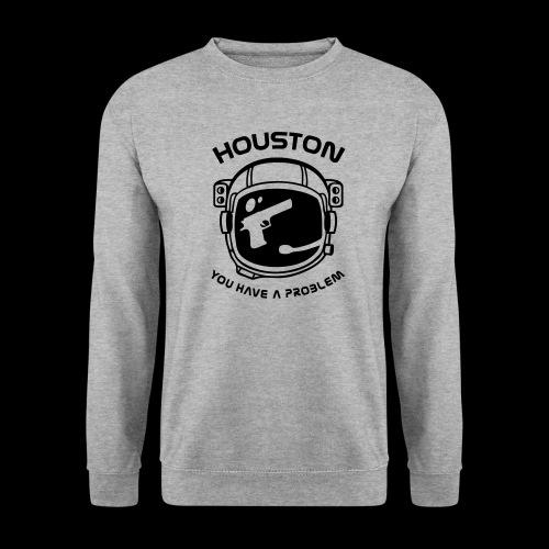 God bless America but... - Men's Sweatshirt