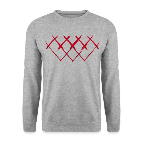series of hearts - Unisex Pullover
