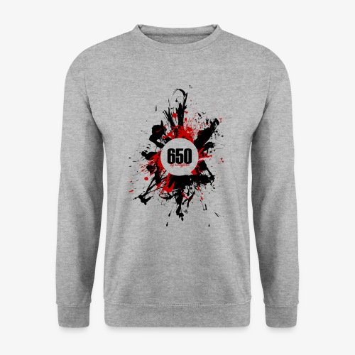 farbe 650 png - Unisex Pullover