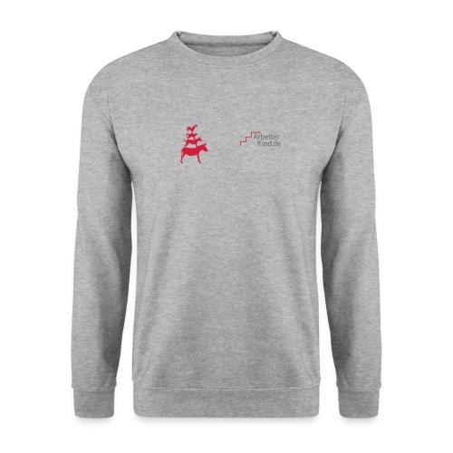 logo 2farbig klein - Unisex Pullover