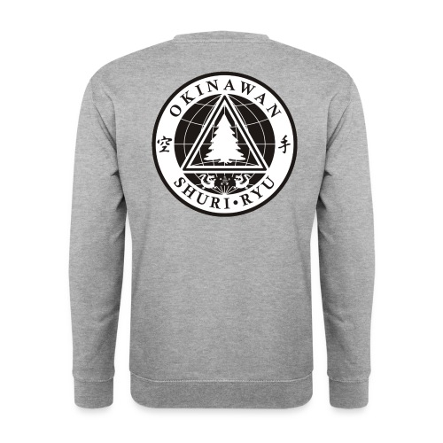 Klubmærke Ryg placering - Unisex sweater
