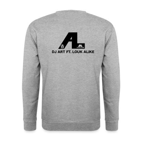 DJ Art ft. Louk Alike (lichte pull-kleuren) - Unisex sweater