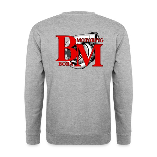 Boba-Motoring Fan Logo - Männer Pullover