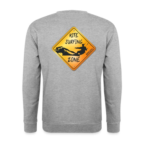KITESURFING ZONE BREIZH - Sweat-shirt Homme