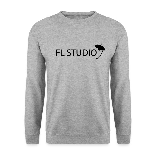 FL Name With Logo AI - Unisex Sweatshirt