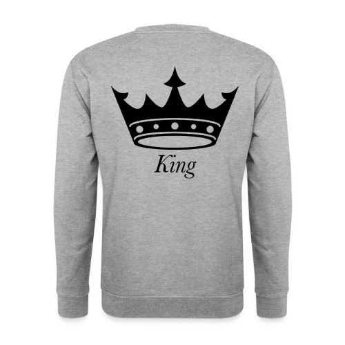 KING - Herre sweater