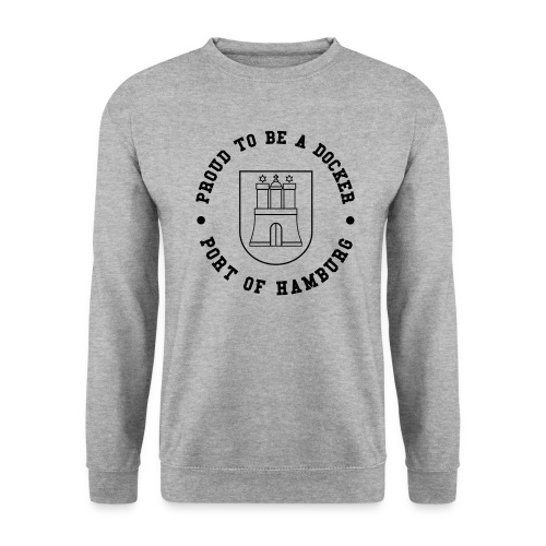 Proud Docker HH - Männer Pullover