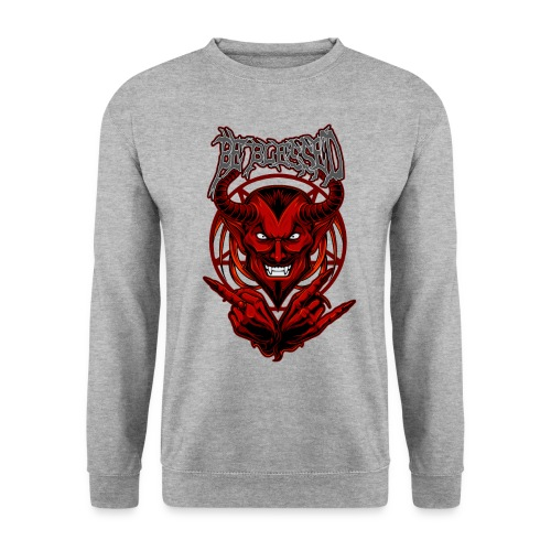 devil png - Sweat-shirt Unisexe