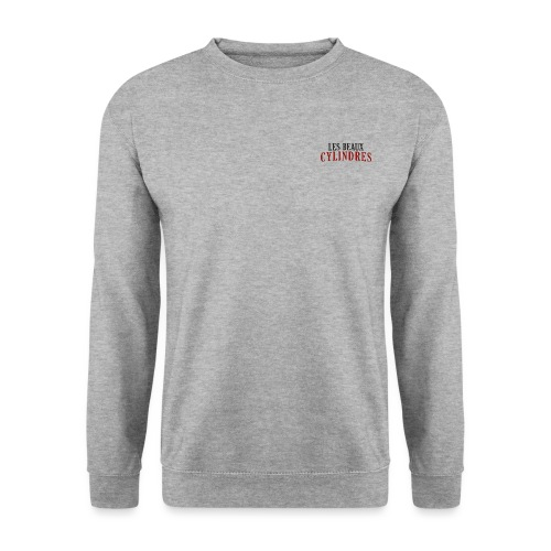Logo Typo - Sweat-shirt Unisexe