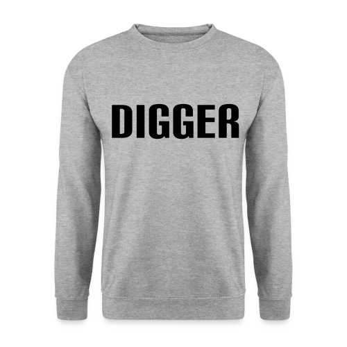 black png - Mannen sweater