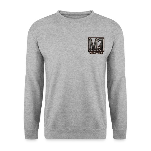 maletfils new logo v2 vig - Sweat-shirt Homme