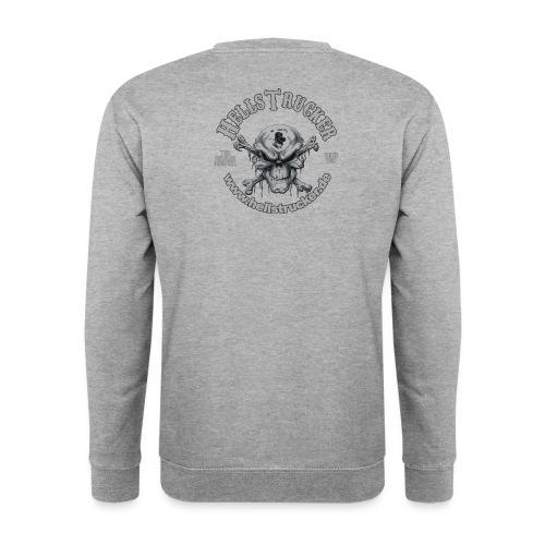 HellsTruckerLogo - Männer Pullover