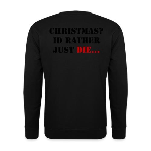 Christmas joy - Unisex Sweatshirt