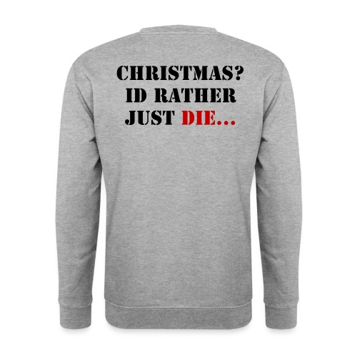 Christmas joy - Unisex Sweatshirt