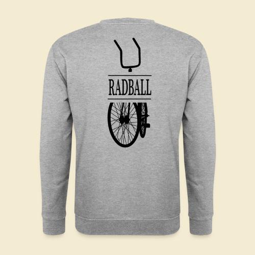 Radball | Retro Black - Unisex Pullover