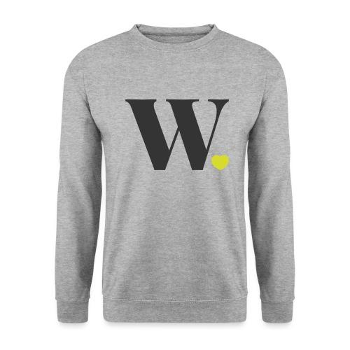 w_black - Männer Pullover