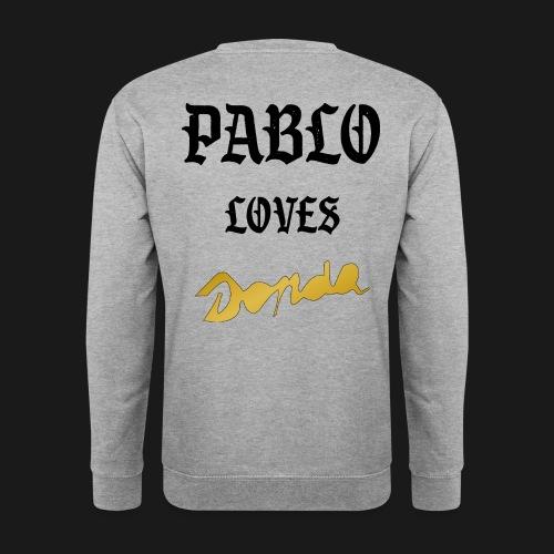 Pablo loves Donda - Sweat-shirt Homme