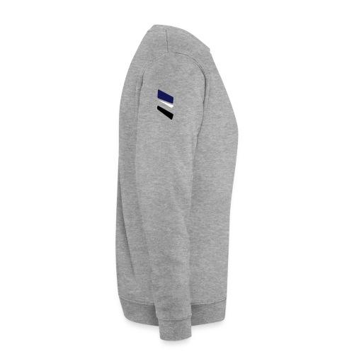 3 strikes triangle - Men's Sweatshirt