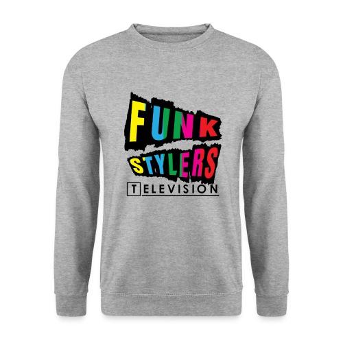 Borderless Colour - Unisex Sweatshirt