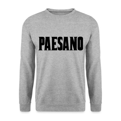 paesano2 png - Sweat-shirt Unisexe