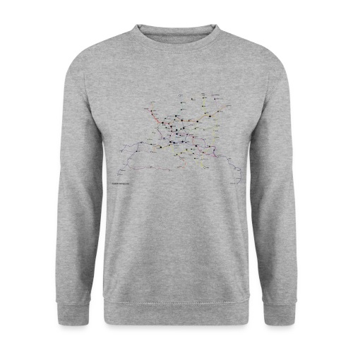 METROPA physical - Unisex Pullover