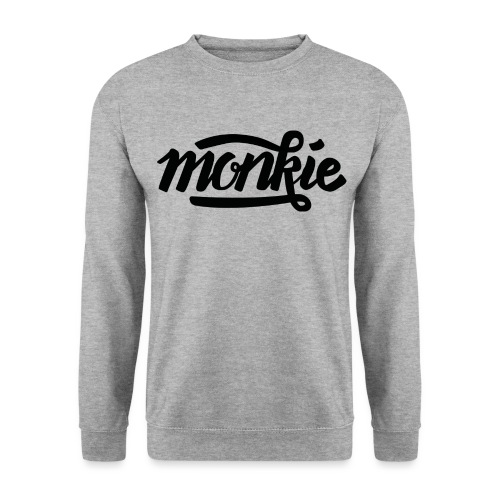 monkie png - Unisex sweater