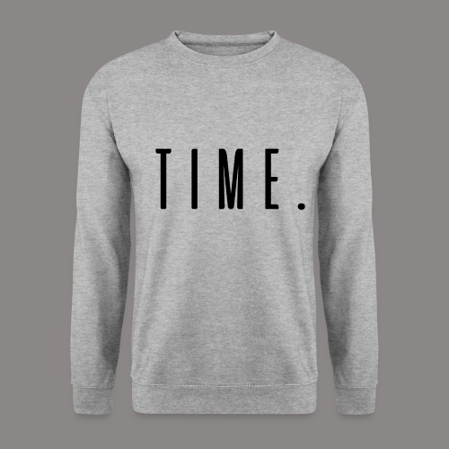 time - Unisex Pullover
