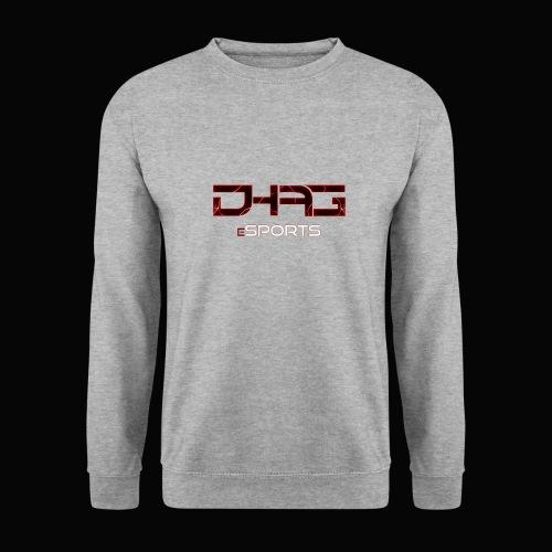 Pullover Männer DHAG Logo - Unisex Pullover