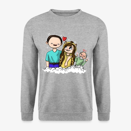 *Limited Edition* Esmee ❤️ Teun (Boze vader) - Unisex sweater