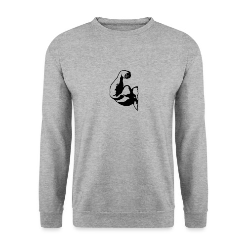 PITT BIG BIZEPS Muskel-Shirt Stay strong! - Unisex Pullover