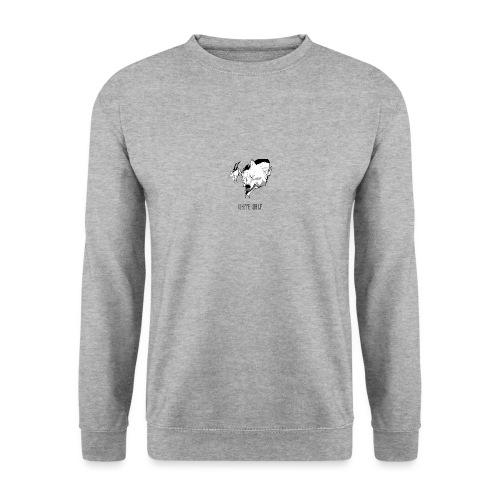 White Wolf White Hoodie - Unisex Sweatshirt