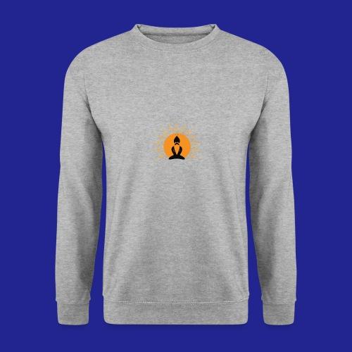 Guramylyfe logo no text black - Unisex Sweatshirt