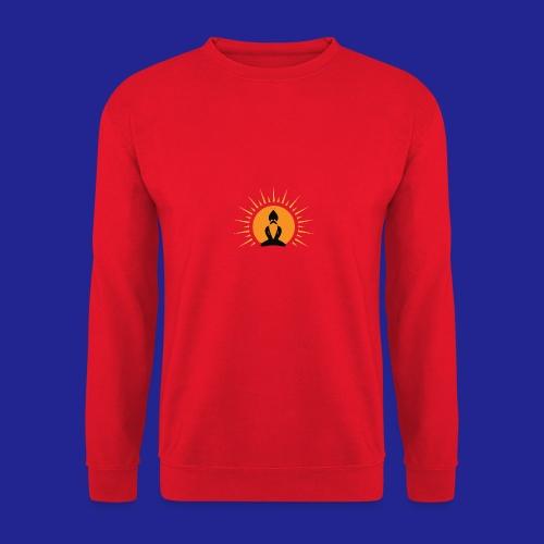 Guramylife logo black - Unisex Sweatshirt
