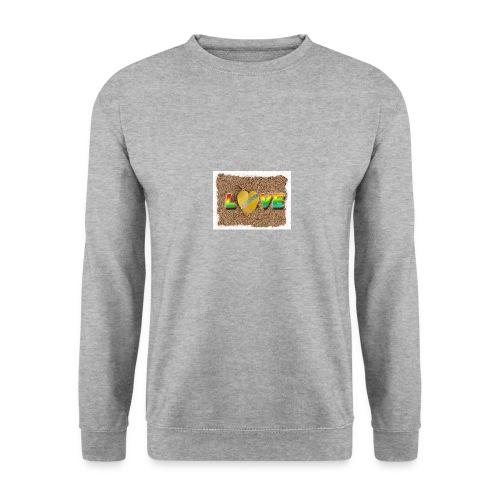 love,madinina - Sweat-shirt Unisexe