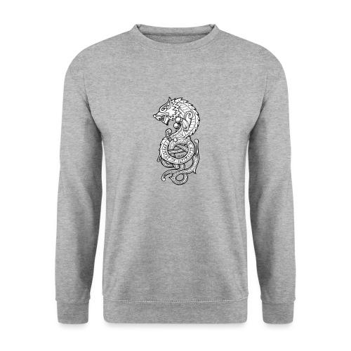Le Loup Fenrir - Sweat-shirt Unisexe