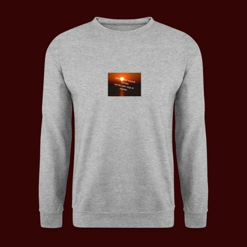 quote1 - Unisex sweater