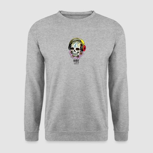 smiling_skull - Unisex Sweatshirt