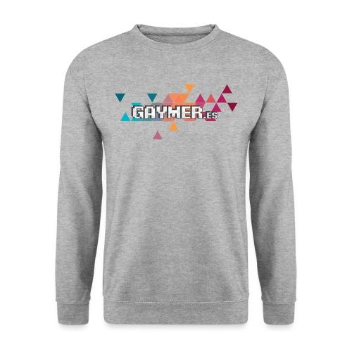 Logo Gaymer.es - Sudadera unisex