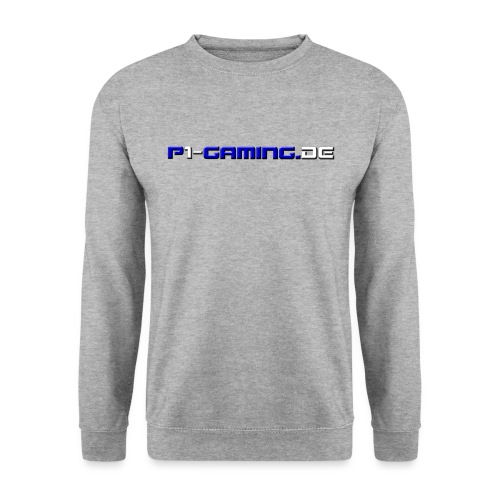 P1 Gaming de - Unisex Pullover