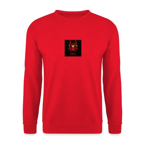 HrWulff Gaming Logo - Unisex sweater