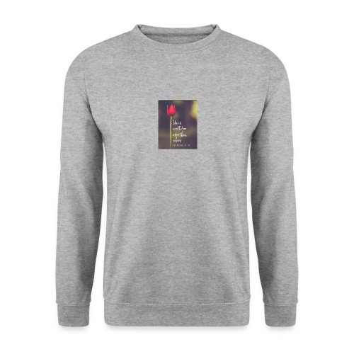 IMG 20180308 WA0027 - Unisex Sweatshirt