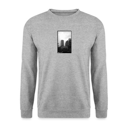 More tower graphic - Sweat-shirt Unisexe