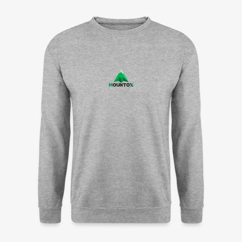 Mountox Black - Unisex sweater