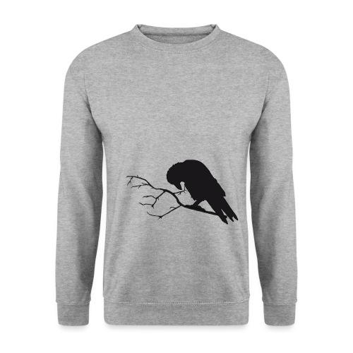crow png - Felpa unisex
